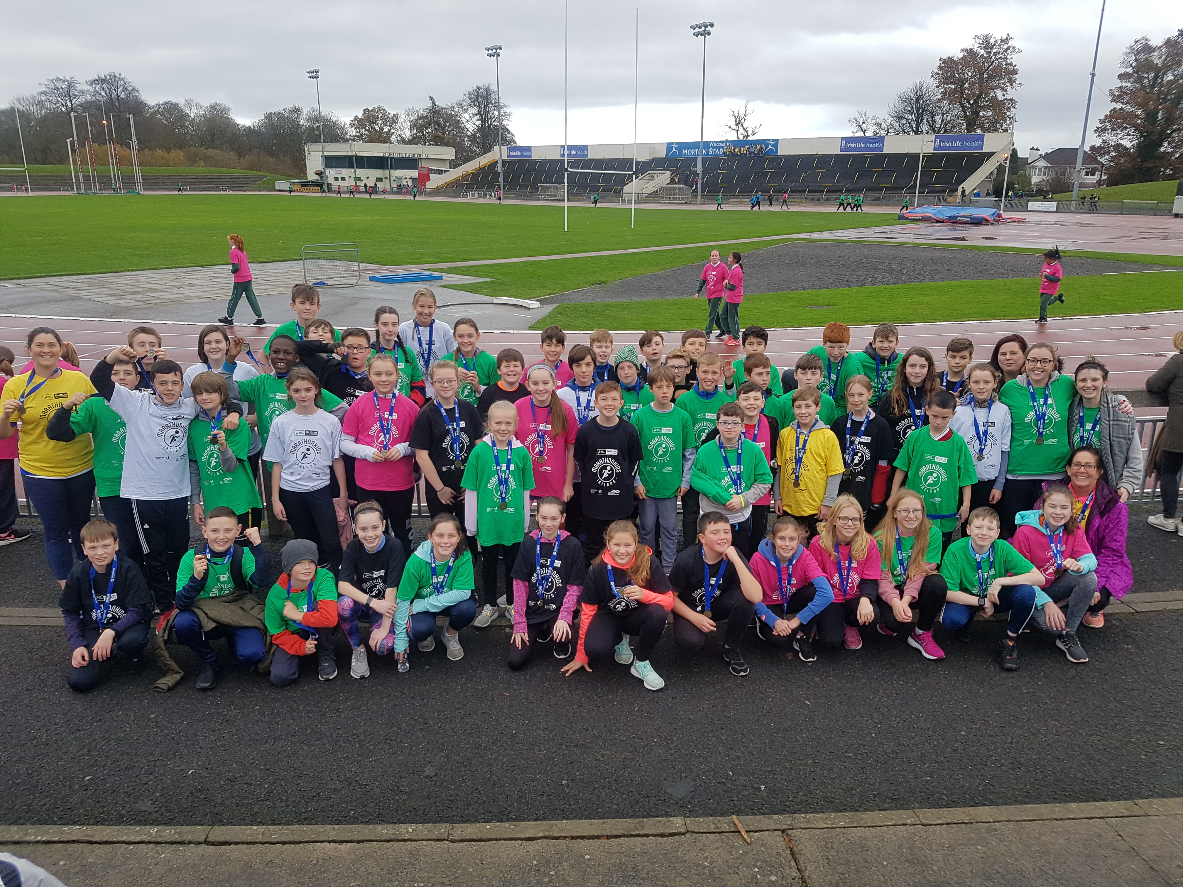 Marathon Kids!