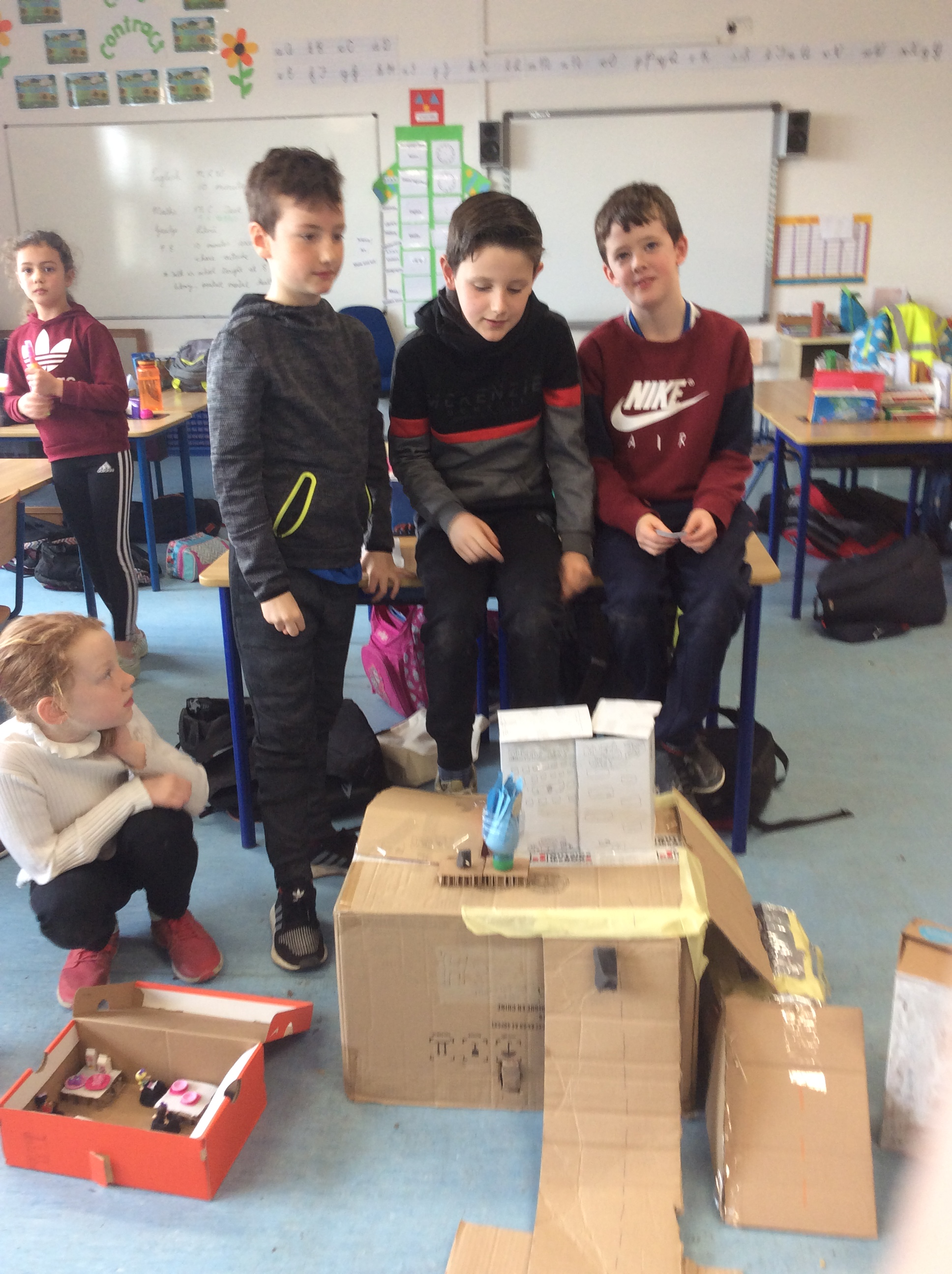 Third Class Projects