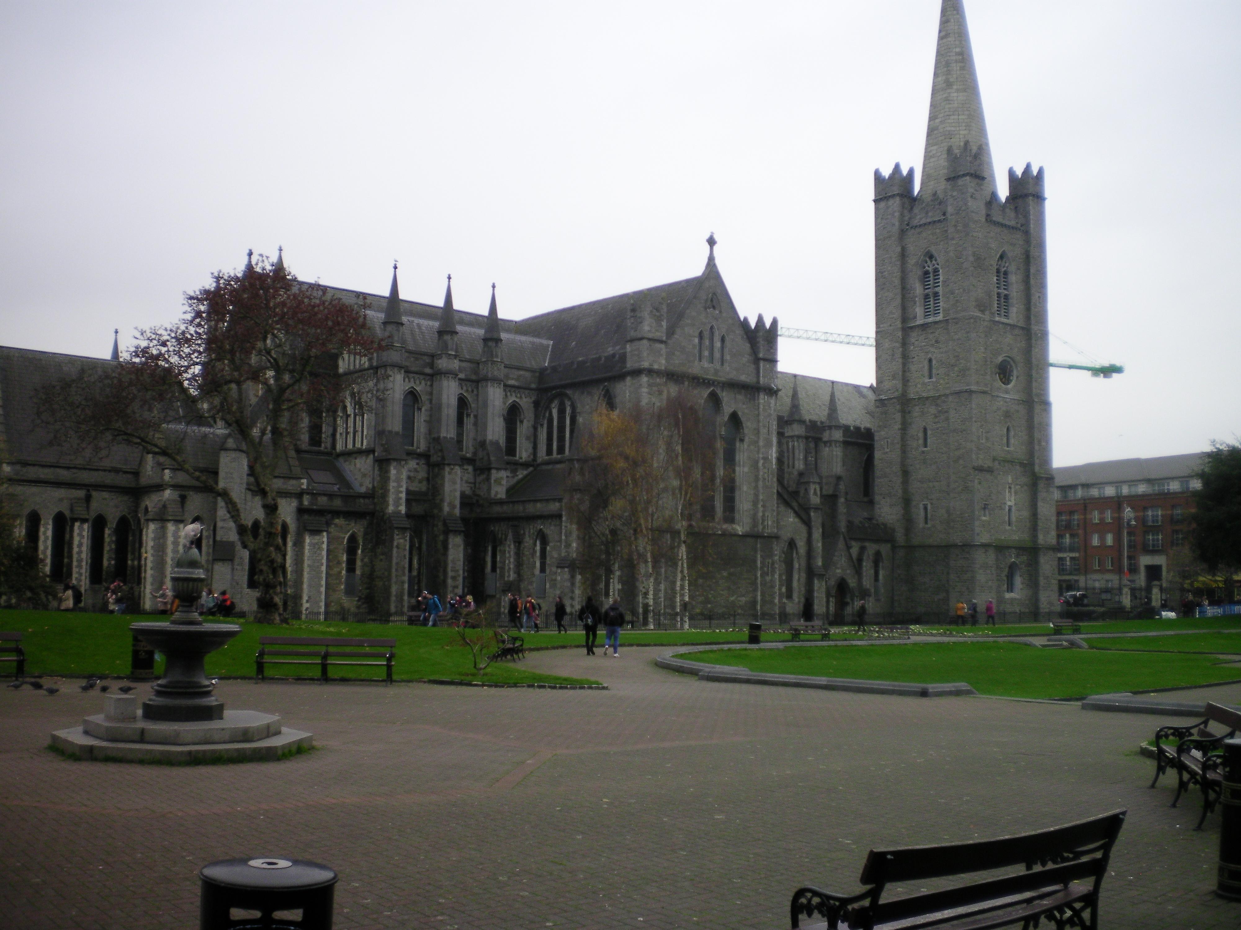 Saint Patrick's Cathedral visit